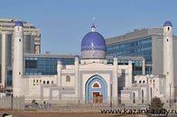 мечеть имангали в атырау