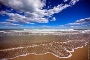 Испания море пляж Ла Зения www.Espana-Live.com